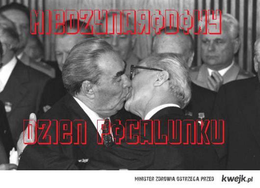 Międzynarodowy  Dzień Pocałunku