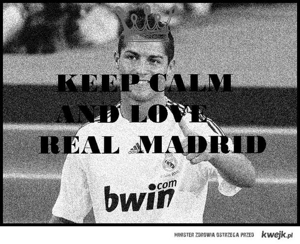Real Madryt<3