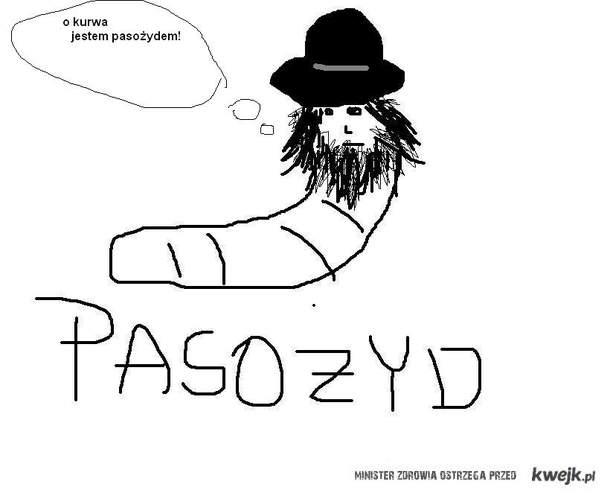 pasożyd