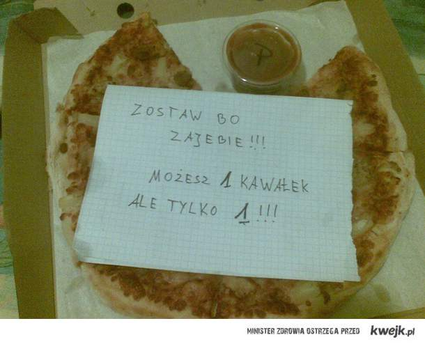 Pizza po studencku