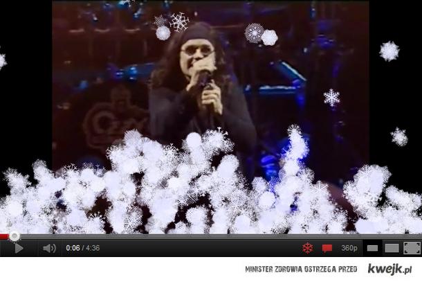 Świąteczny YouTube