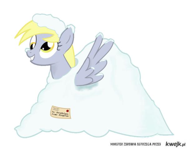 Zimowy Pony :)