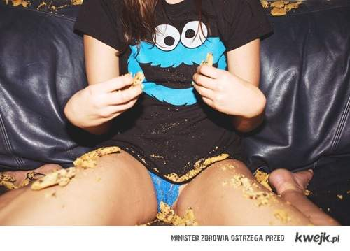 Sexi Cookie Monster