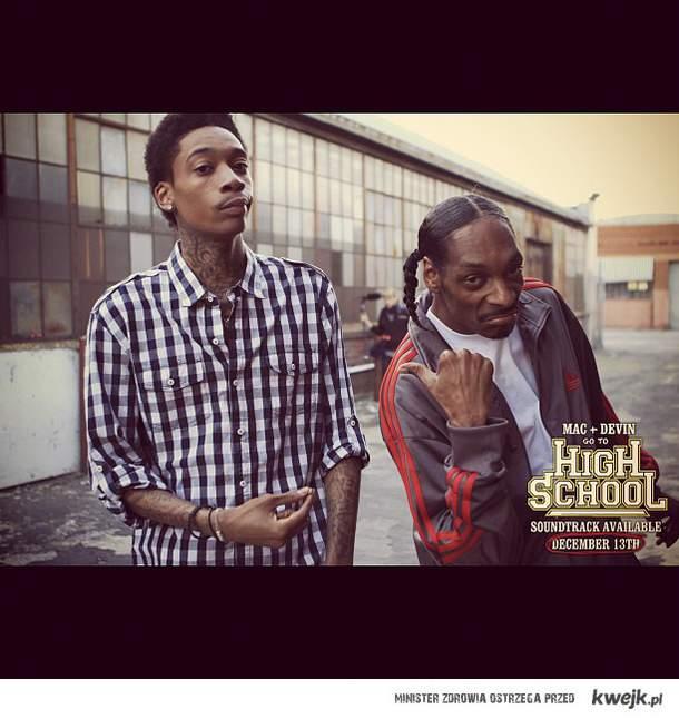 Wiz and Snoop