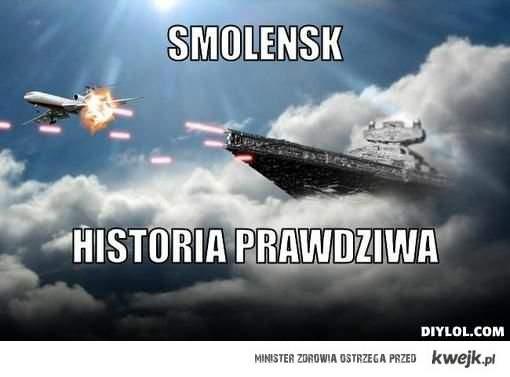 Smoleńsk- historia prawdziwa.