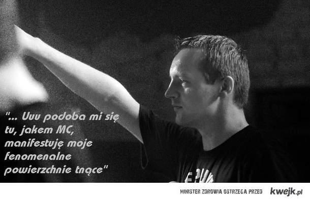 Mistrz polskiego flow