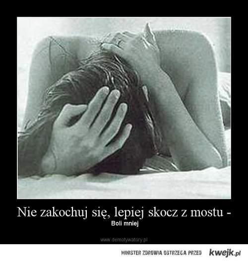 Nie zakochuj się.!