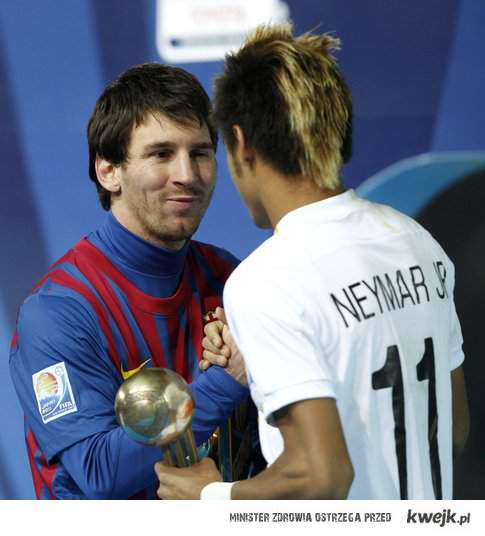 Messi&Neymar <3