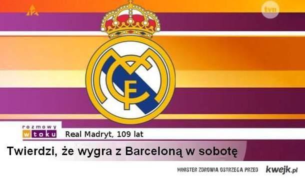 real madryt, barcelona