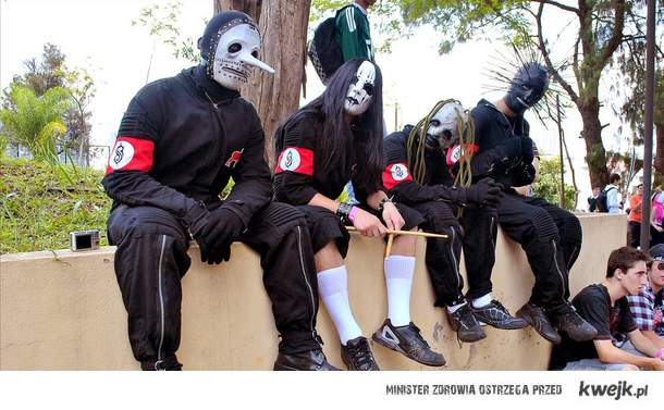 Slipknot Cosplay