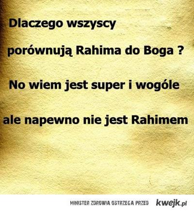 Rahim a Bóg