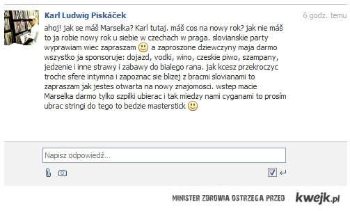 czeski fan krecika