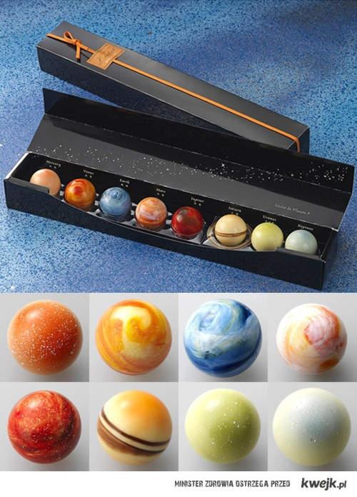 Planetarne czekoladki