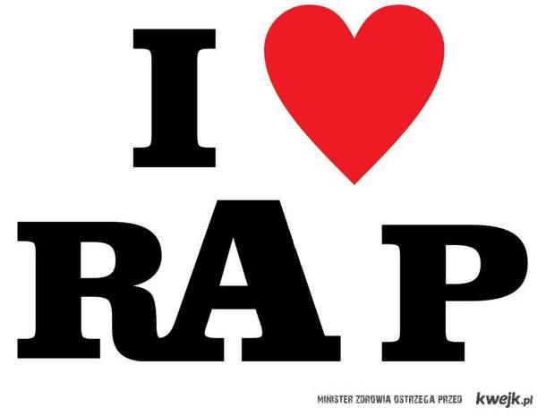 I love rap.