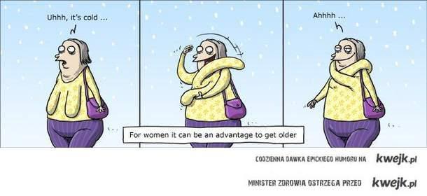 sposób na zimę