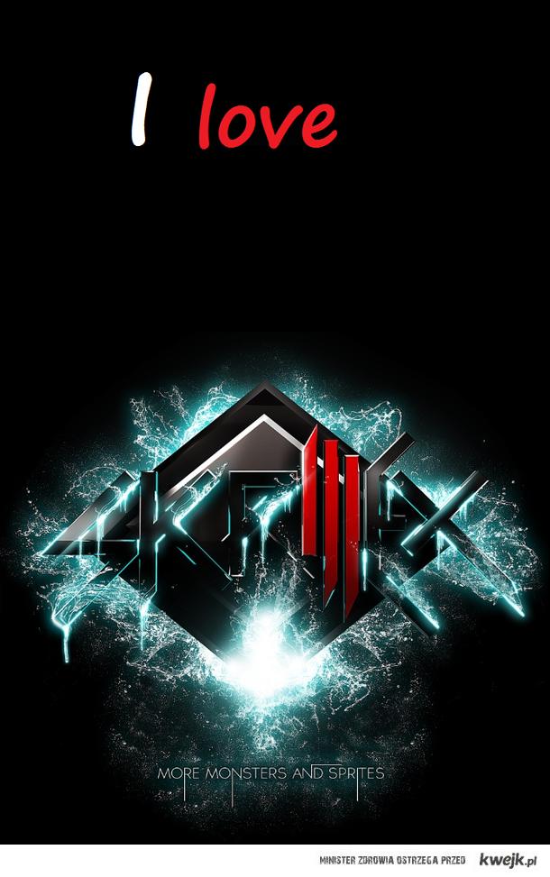 I love Skrillex
