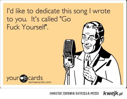 Piosenka dla Ciebie