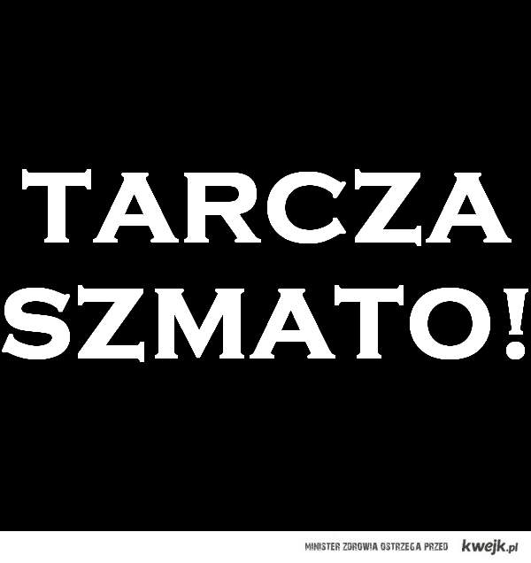Tarcza szmato- Rojo