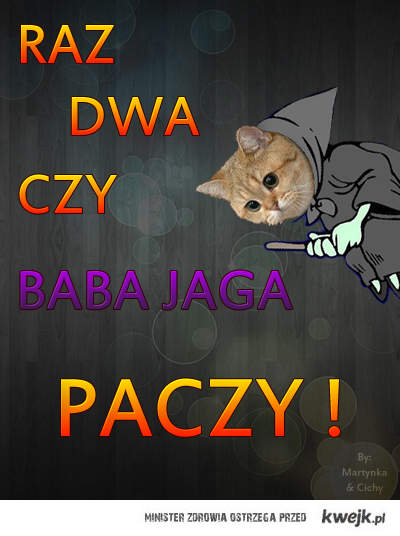 Baba Jaga PACZY
