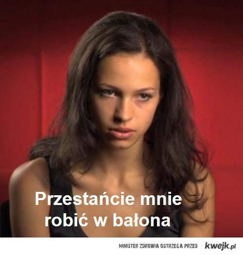 Ania Bałon z Top Model