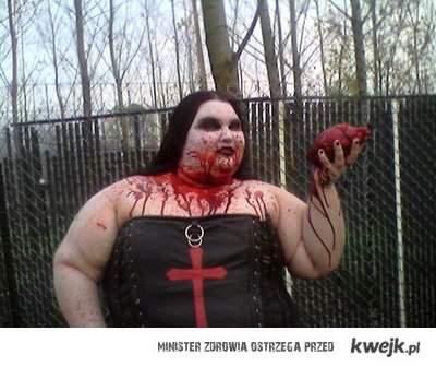 fat goth