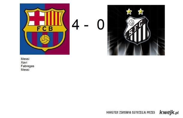 Barcelona zwycięzcą !!