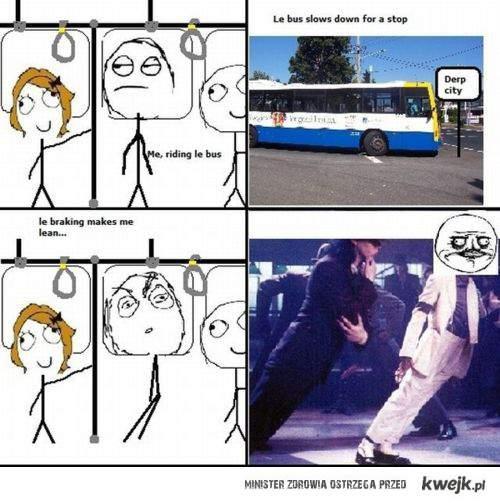 le bus , michael jackson