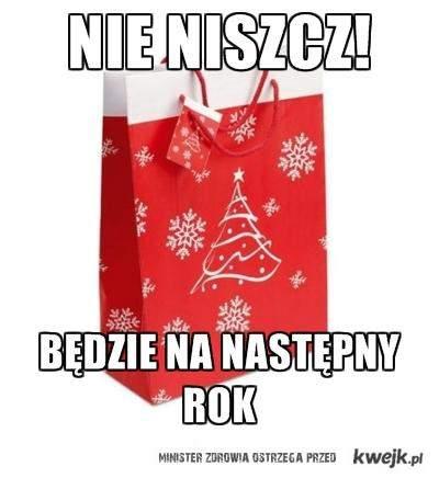 papier/torebki na prezenty