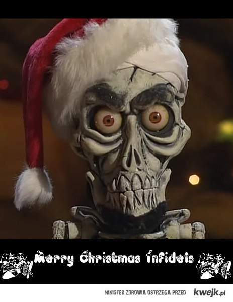 Merry Christmas Infidels