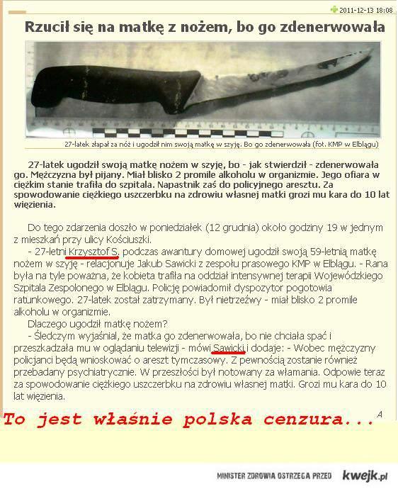 Polska Cenzura