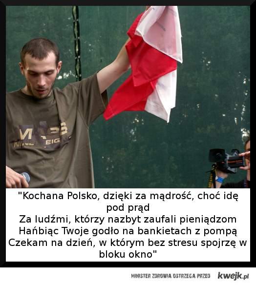 Kochana Polsko! (OSTR)