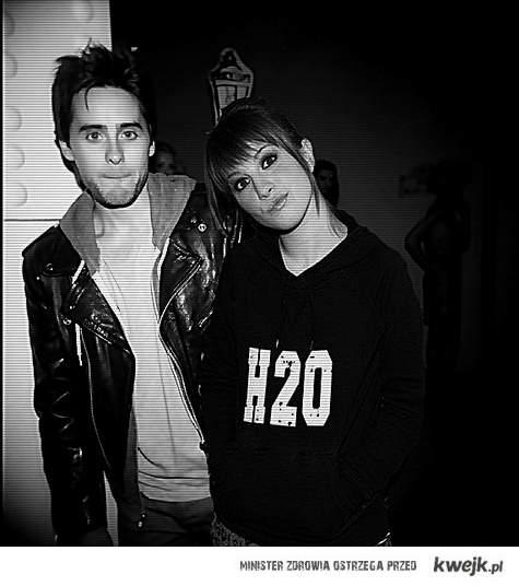 Jared i Hayley! ♥