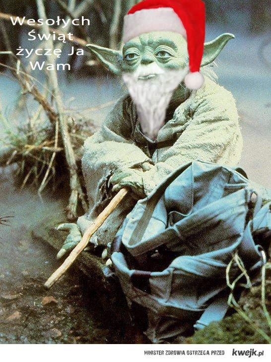 Święty Yoda