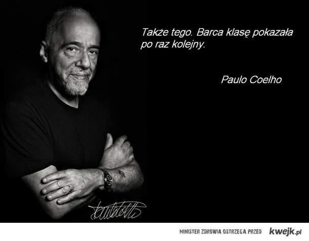 Paulo  Coelho Barca