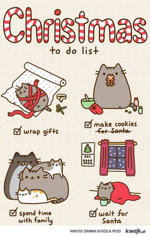 Lista, co zrobić w Święta.