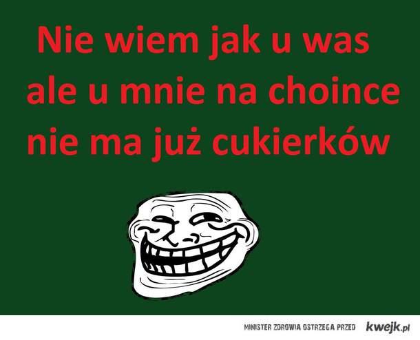 cukierki :D