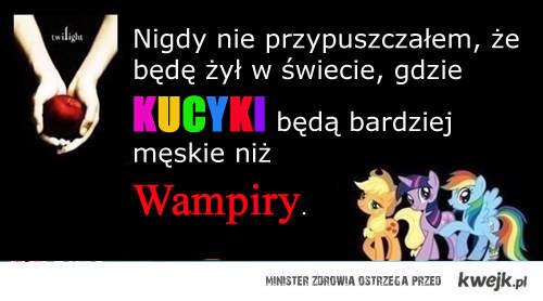 kucyki i wampiry