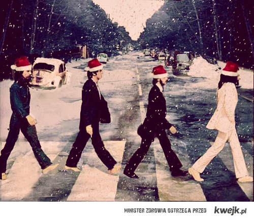 beatles merry xmas♥