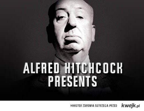 Alfred Hitchcock Prezentuje