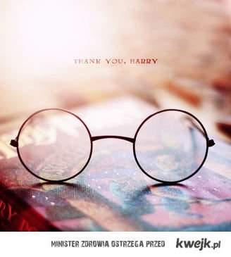 Dziękujemy J.K. Rowling <3