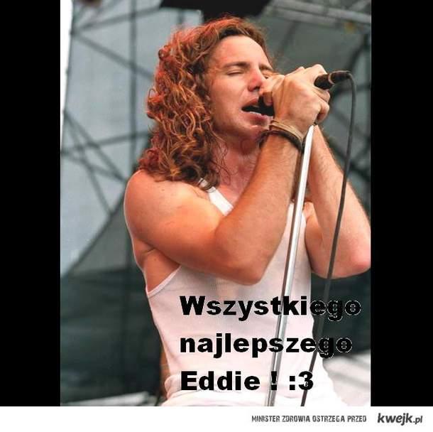 48. rocznica urodzin Eddie'go Vadder'a ♥