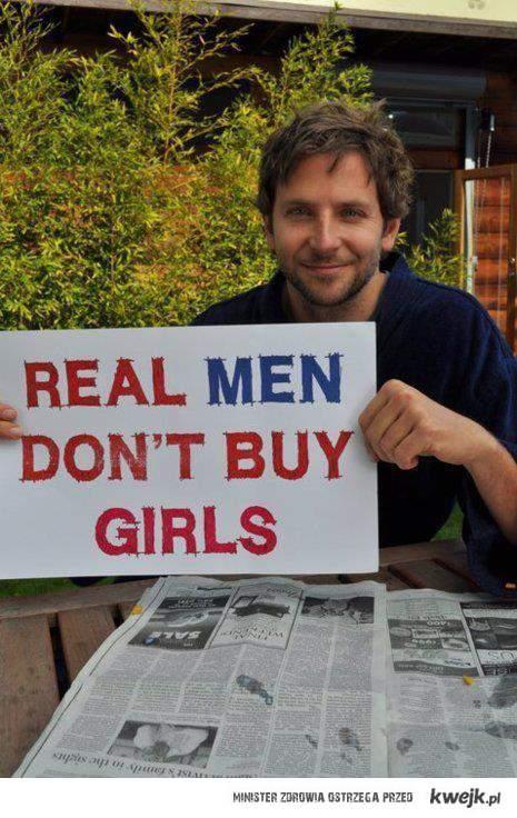 real men.
