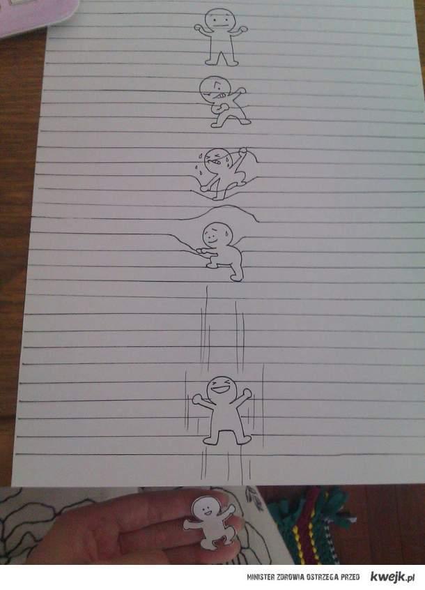 Ludek z kartki