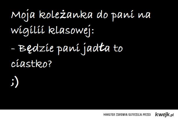 koleżanka ;))