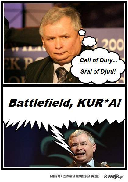 Call of Duty... Sral of Djuti!