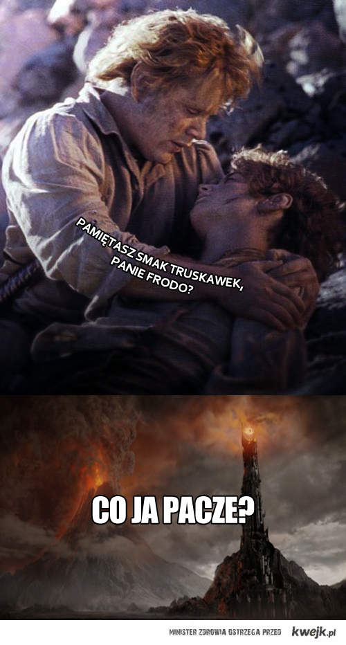 Sauron paczy