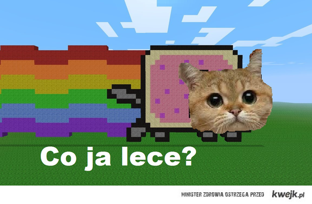 co ja lece?