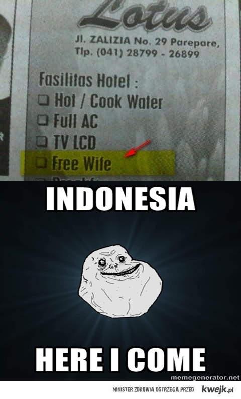 Free wife!