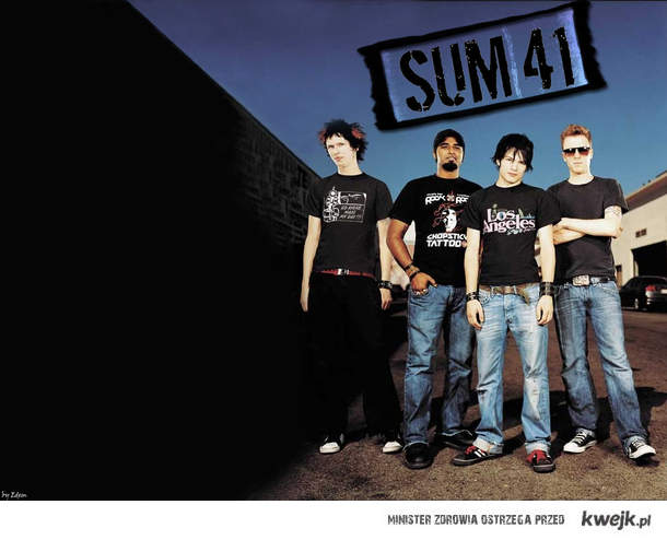 Sum 41 (The SUMS? o.0 :)