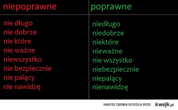 pisownia